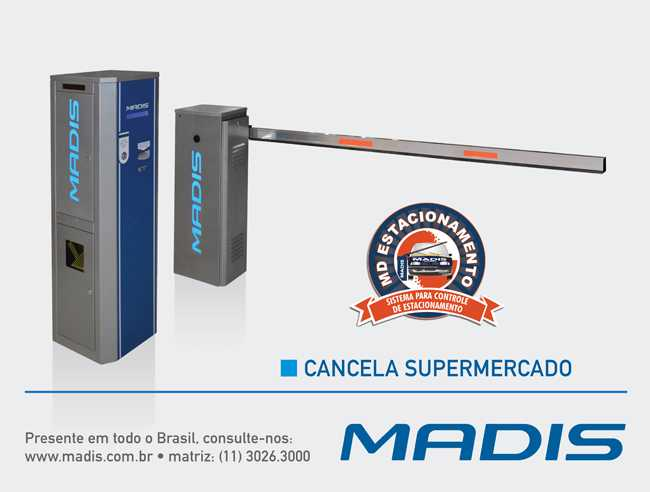 Cancela Supermercado - 1